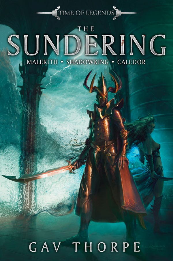 The Sundering de Gav Thorpe 737244thesundering