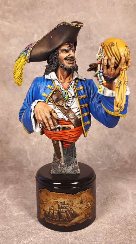 Buste de Pirate - FINI !!!!!! 737488bustePirate18
