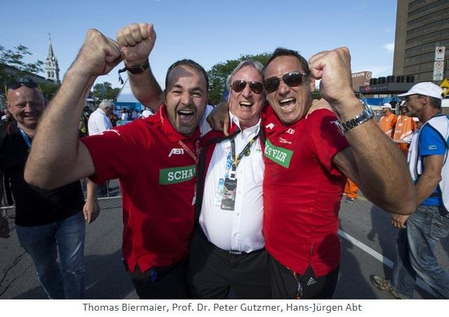 Le pilote Audi Lucas di Grassi est champion de Formule E 738337A179377medium1