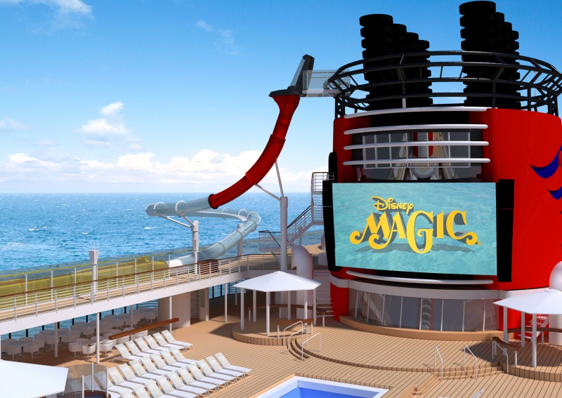 [Disney Cruise Line] - Transformations Disney Magic (2013) & Disney Wonder (2016) et construction de trois nouveaux paquebots (mise en service en 2021, 2022 et 2023) 738429aquadunk2