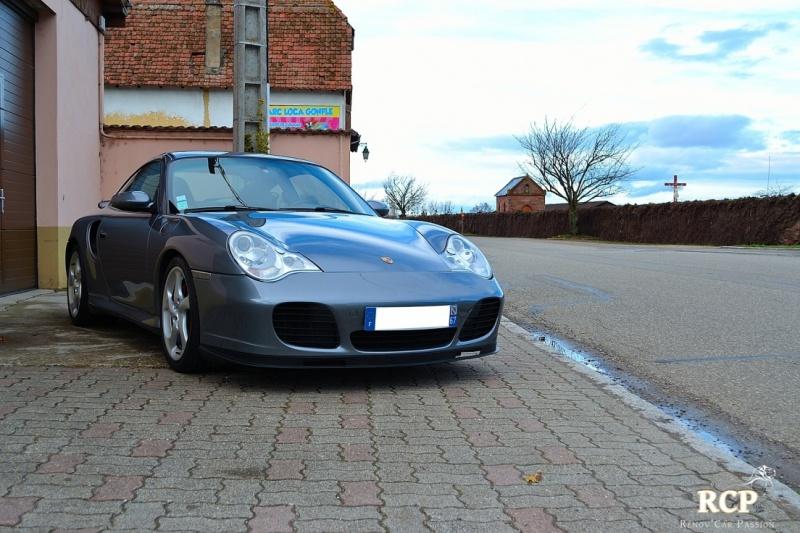 Rénovation extérieur Porsche 996 TT 7392240295