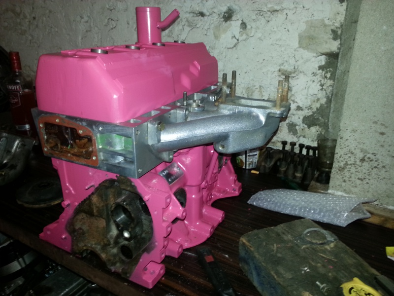 Mimich et sa R9 Turbo (du moins ce qu'il en reste) 73968320130110125911