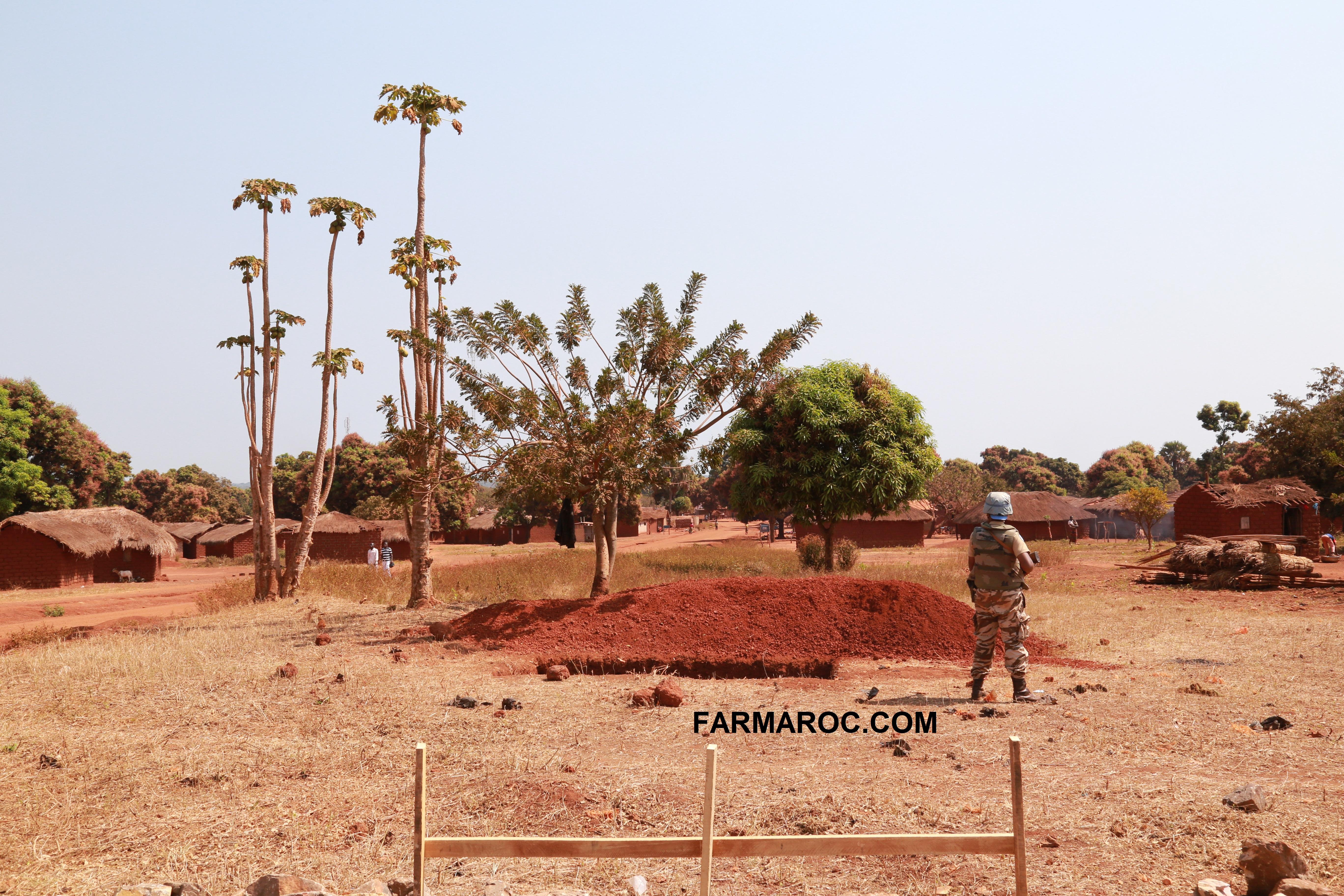 Maintien de la paix dans le monde - Les FAR en République Centrafricaine - RCA (MINUSCA) - Page 3 74004024068209365e3b9ab2b29o