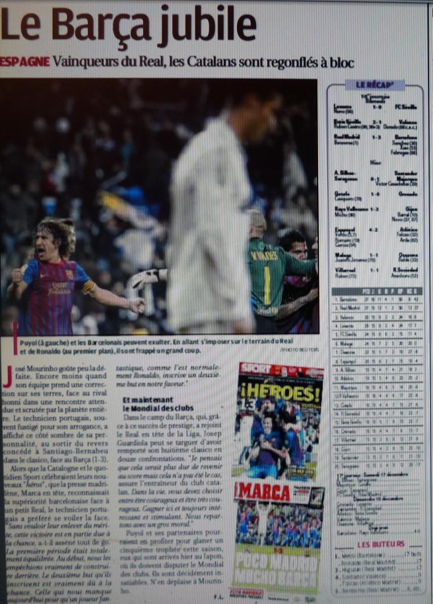LES CATALANS DU FC BARCELONA DE MARC SABATES //*// - Page 7 740247P1250341