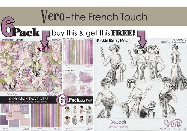 Véro - MAJ 02/03/17 - Spring has sprung ...  - $1 per pack  - Page 10 741113Vero6pkfwp
