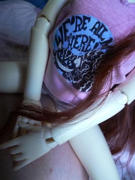 Nouvelle Wig (Doll Legend Mujin) 741893P1080013