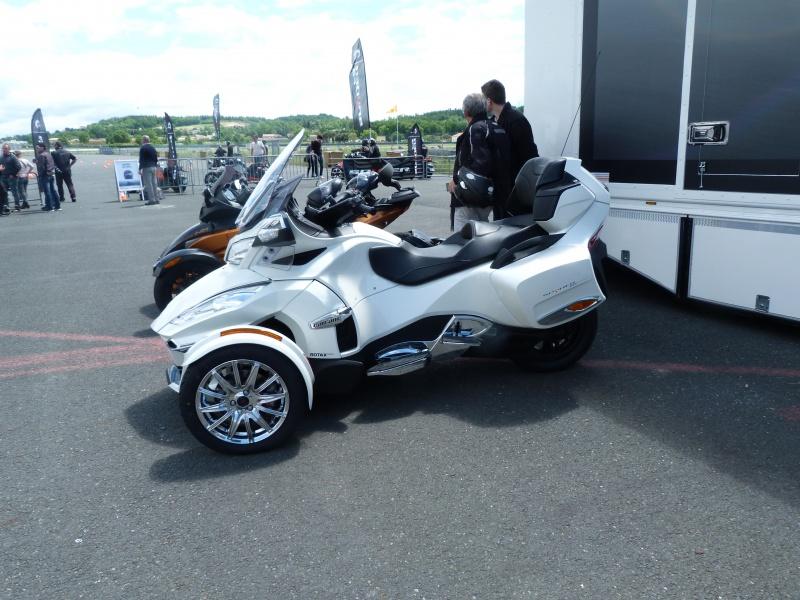 CR & Photos : TSO 17/05/15 : Essai du Can Am SPYDER F3-S et du RT-Limited 742300P1170644