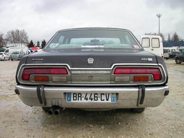 Ma Datsun 260c de 1977 - Page 5 742714DSCN7911
