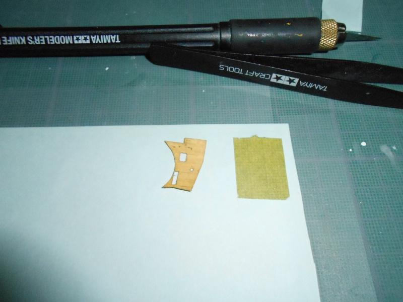 NAGATO Hasegawa 1/350- PE- Ponts en bois - Page 2 742958DSCN6491
