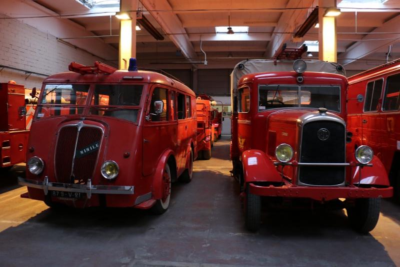Des camions à gogo....Musée des sapeurs pompiers de Lyon 743573IMG6511