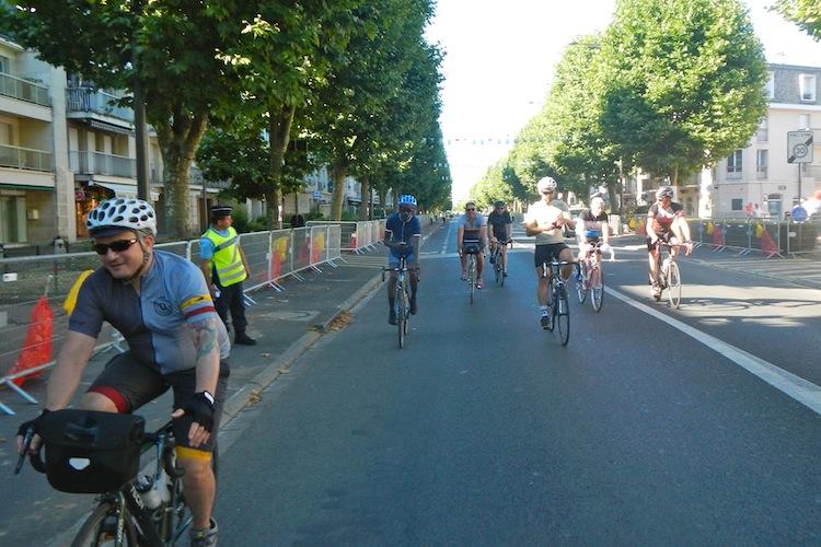 Dernière étape du Tour de France CHANTILLY  PARIS le 24 juillet 2016 743788DSCN3433