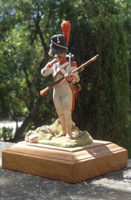 figurine 120mm verlinden 743871SAM1828