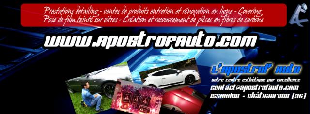 [Lavage, entretien] Questions -> Réponses - L'Apostrof' Auto 743919bannierefacebook