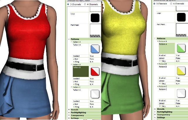 [Débutant] Créez vos vêtements - Partie III - The Gimp 744248photo57