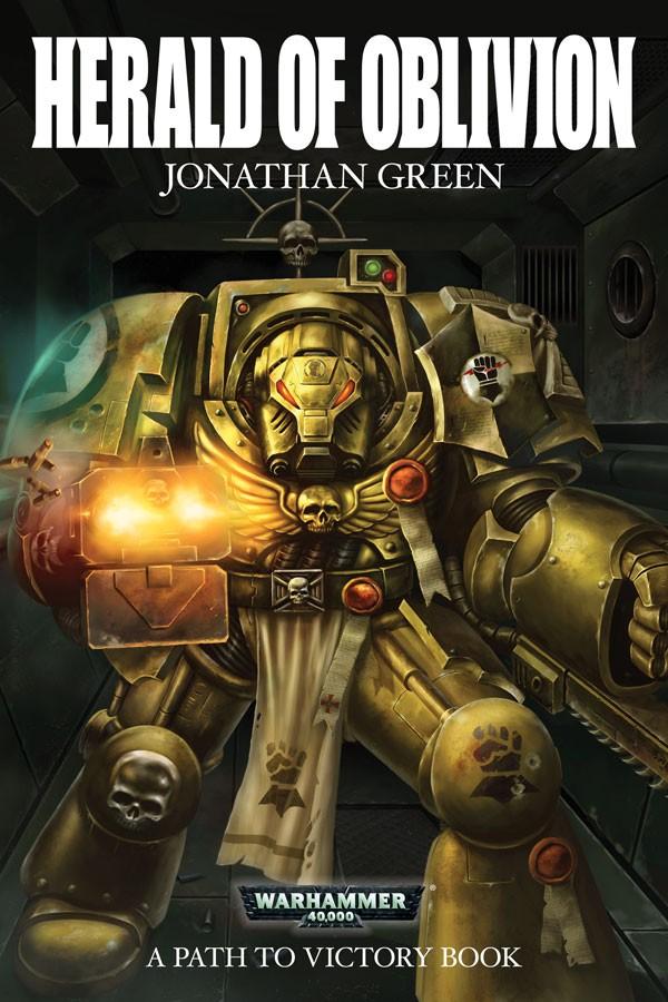 Herald of Oblivion de Jonathan Green 744610HeraldofOblivioncover