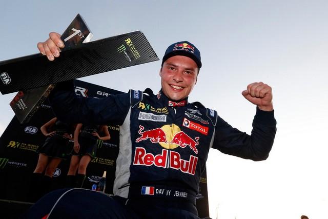 Rallycross : La PEUGEOT 208 WRX et le Team Peugeot Hansen triomphent au Canada ! 744952wrx20150808124
