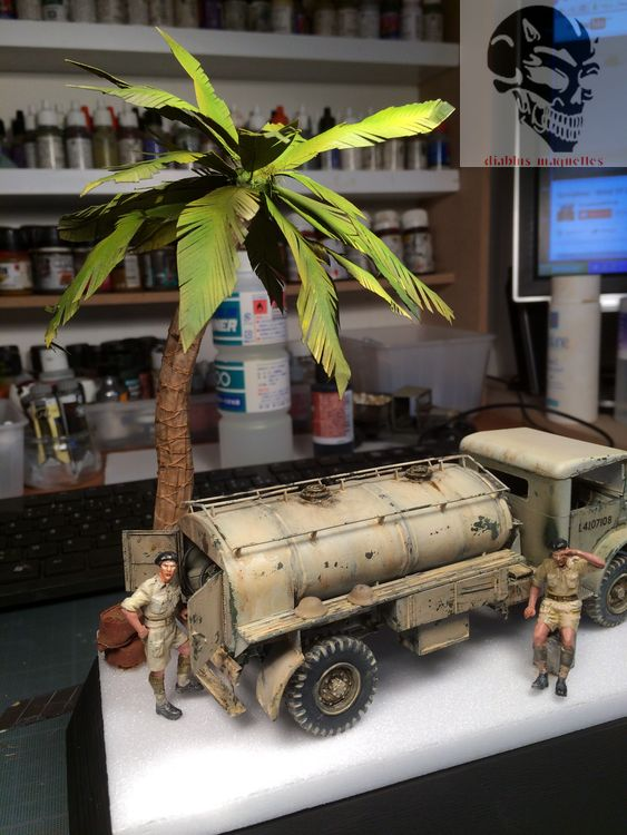 CMP C60L petrol tank - Mirror Model 1/35 - Page 2 745194IMG4278