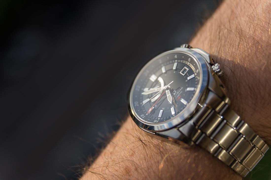 Petite montre GMT 745224FDL02990