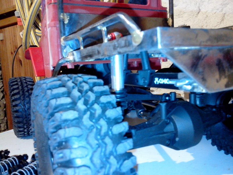 BJ40 JOUSTRA sur chassis SCX10 - Page 3 745794IMG20130119185142