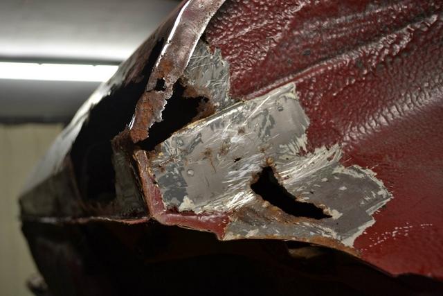 Scirocco TS en restauration complète ! - Page 5 746040DSC79271