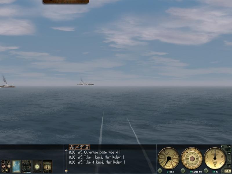 Silent Hunter III : rapports de patrouille. 746382Patr29
