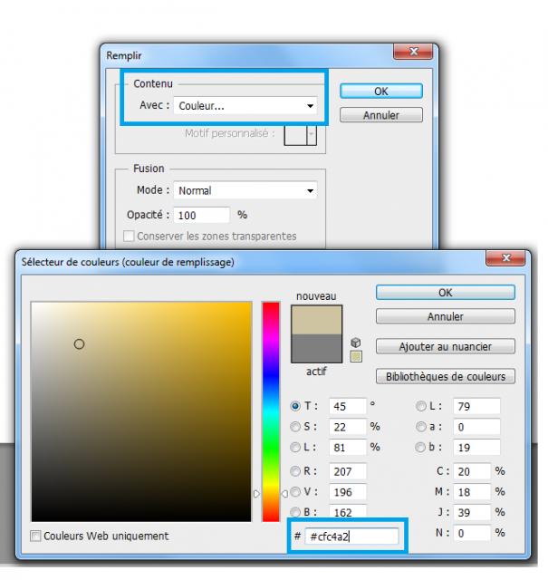[Débutant] Créer une texture: le sable 746986sable2