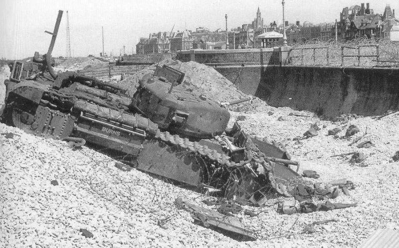 Dieppe Aout 1942: débarquement opération Jubilee 747403944665460160014058035317737082n