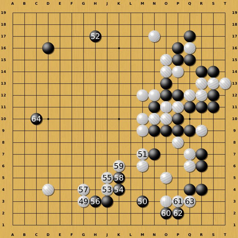 Translation of Huang Longshi vs  Jiang Tianyuan  747462332