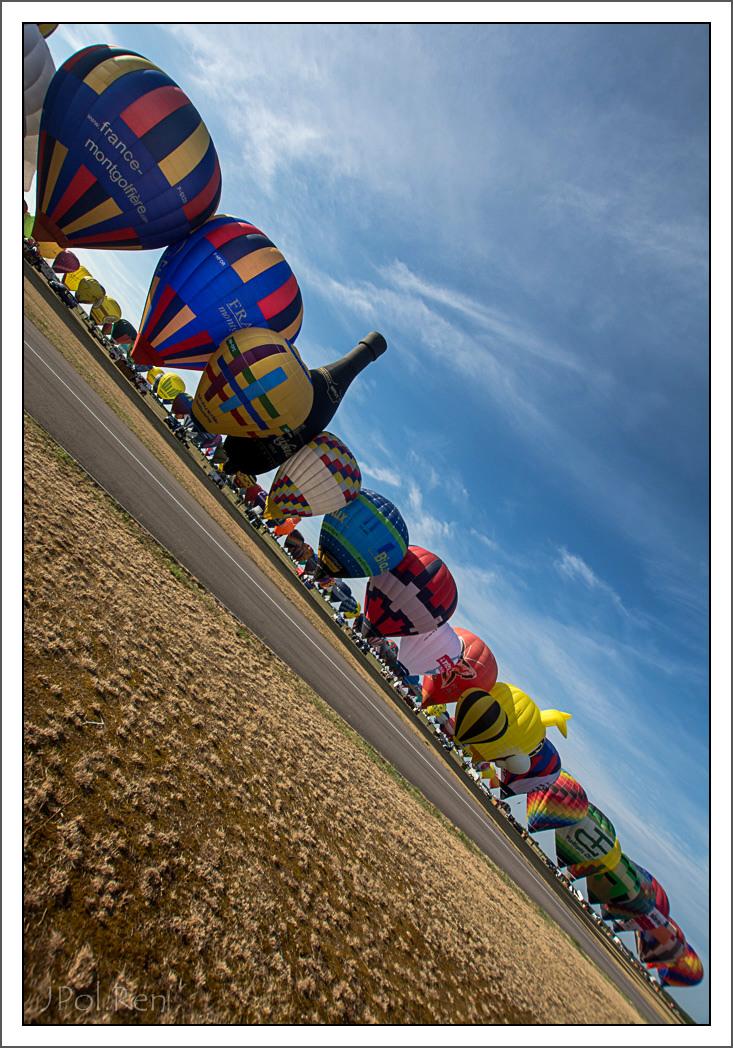Sortie Lorraine Mondial Air Ballons à Chambley - Photos 748723EG26air1993
