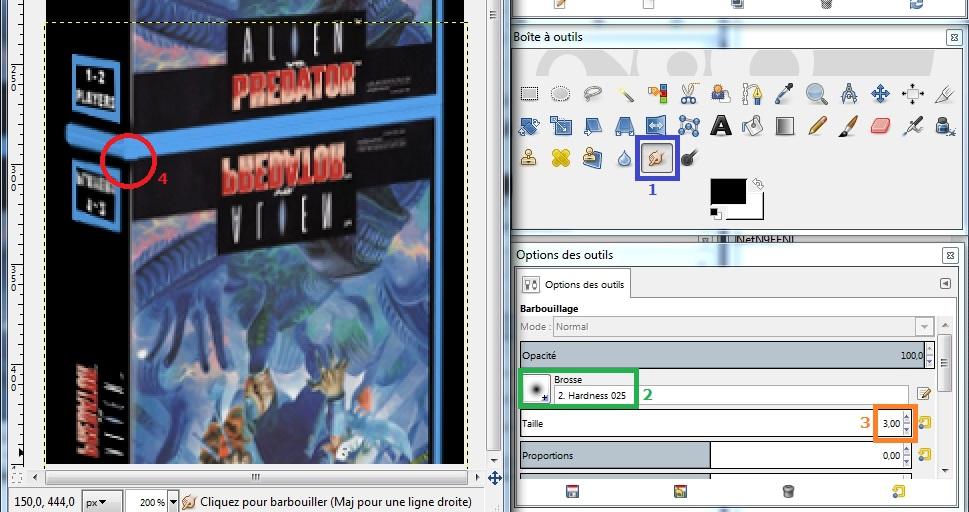 [Tutorial] Création d'icones 3D pour la Neo Geo X 749046Capture30