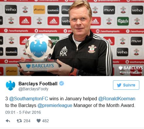 Premier League,transferts, news,... 749314englishmanSouthamptonFC