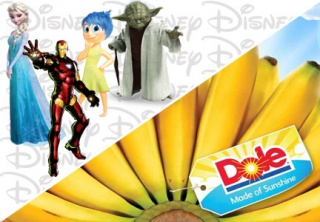 Disney Consumer Products 749314w170