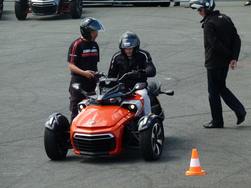 CR & Photos : TSO 17/05/15 : Essai du Can Am SPYDER F3-S et du RT-Limited 749568P1170666