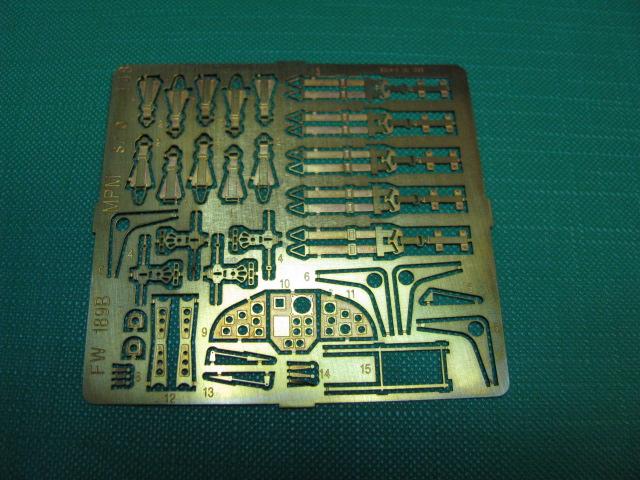 FW-189B MPM 1/48  Terminé! 749670IMG9063