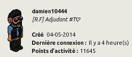 [P.N] Rapports d'activités de damien10444 - Page 3 750123Connexion