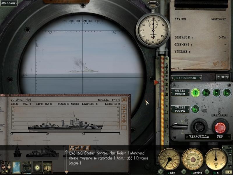 Silent Hunter III : rapports de patrouille. 750371Patr26
