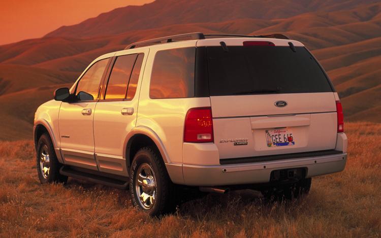 Quelle voiture choisir pour 2000$? 7508162002fordexplorerrearview