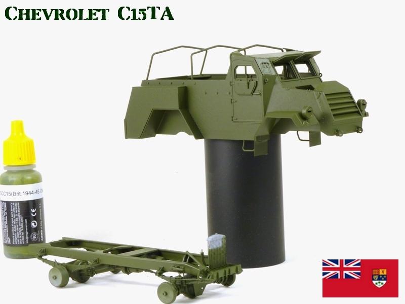 CHEVROLET C15TA - Normandie 44 - IBG 1/35 751363P1040539