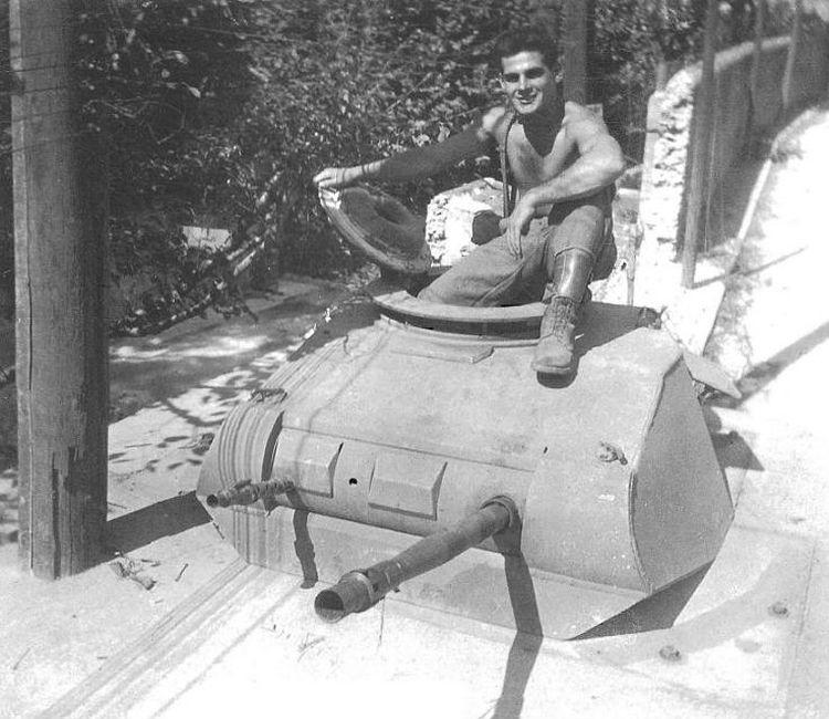 Panzerstellung 242 I.D. - 148 Reserve- division - Page 2 751380Bugpanzerdach1