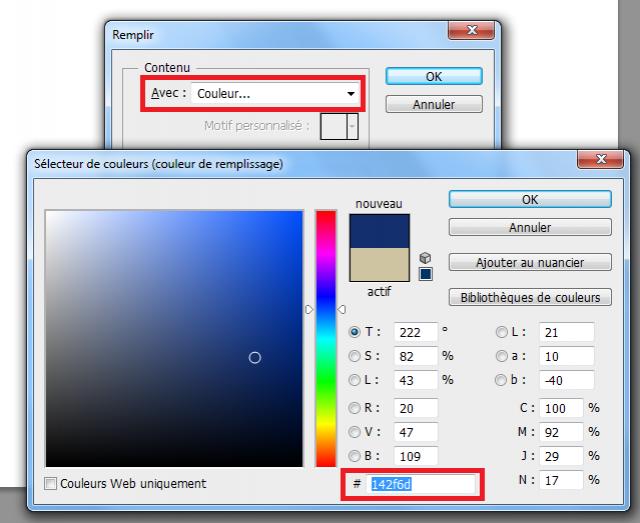 [Débutant] Créer une texture: le jean 751942jean2