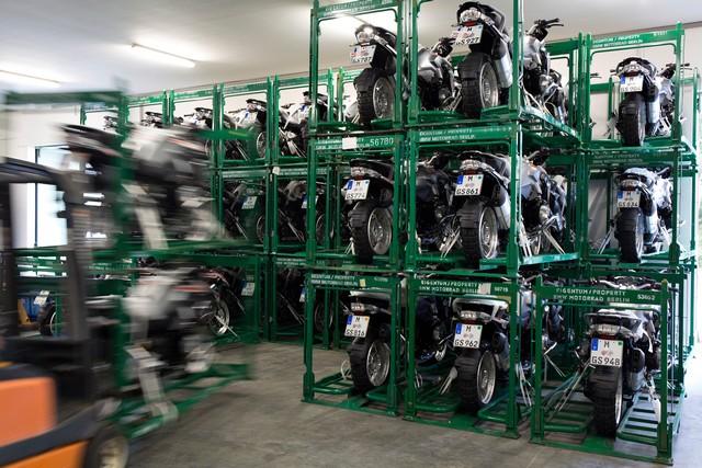 114 BMW R 1200 GS dans les starting blocks pour le BMW Motorrad International GS Trophy 2016 752392P90206587highResbmwmotorradinterna