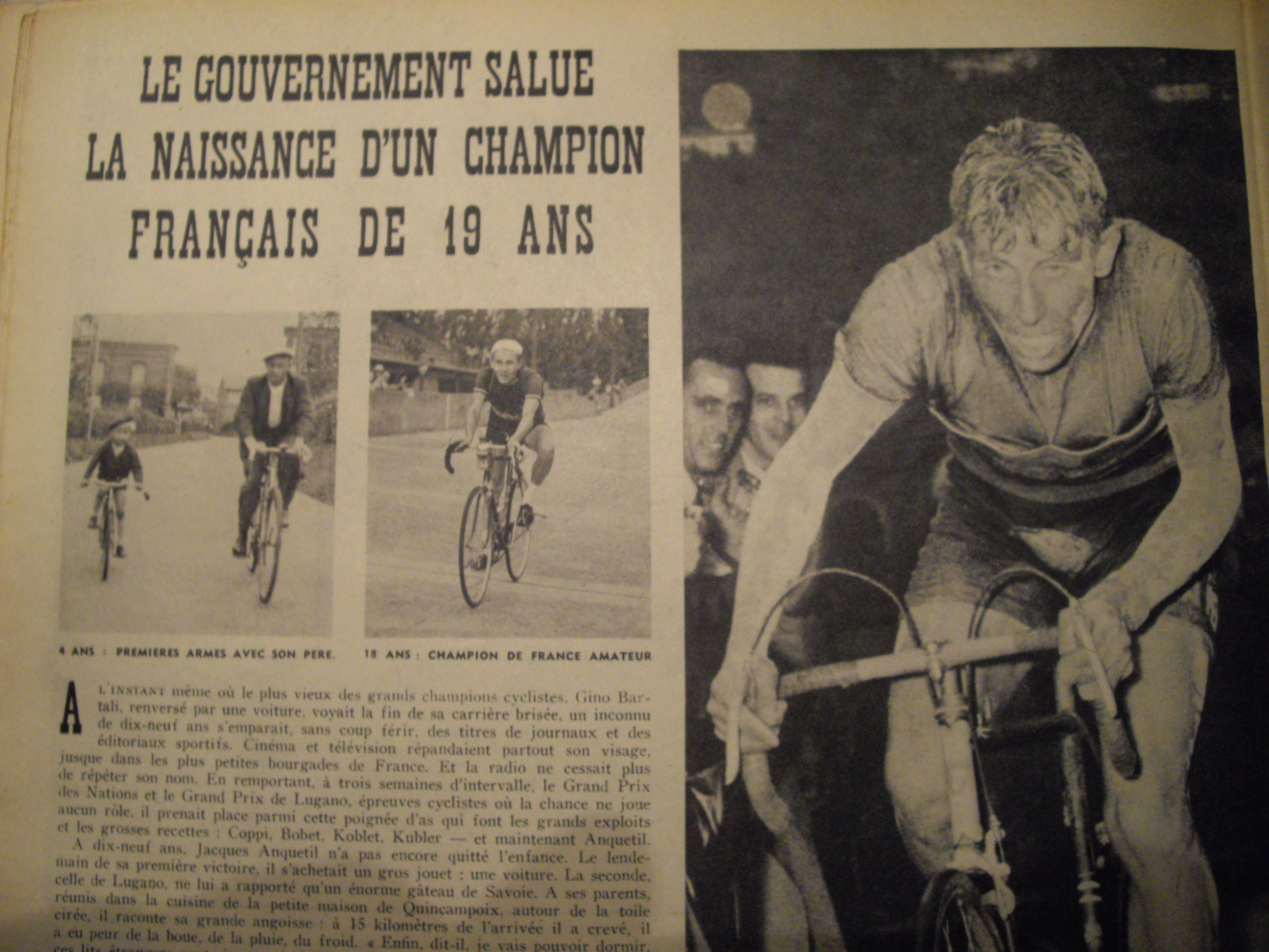 Jacques ANQUETIL 1966 - Page 2 752412IMGP2426