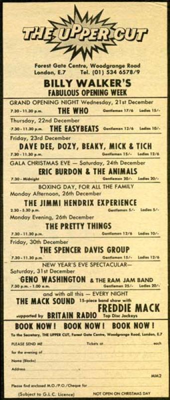 Londres (The Upper Cut) : 26 décembre 1966 752789gg6