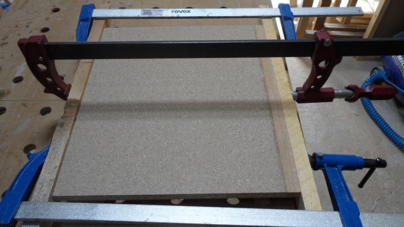 Création d'un meuble en chêne pour le salon 753160SAM1634