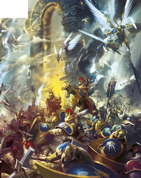 [Warhammer: Age of Sigmar] Collection d'images : Générique 753772CJvnuSFUsAA0sSL
