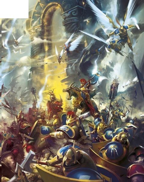 [Warhammer: Age of Sigmar] Collection d'images : Générique 753772CJvnuSFUsAA0sSL
