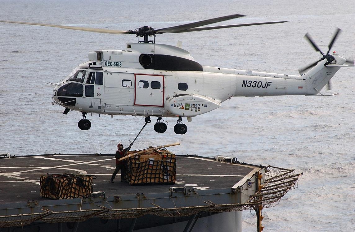 [ Aéronavale divers ] Hélicoptère DAUPHIN 754051040717N2805L115