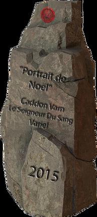 Lettres de sang: Les Pierres des Conquérants 75450620152
