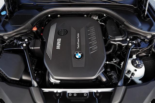 La nouvelle BMW Série 5 Berline. Plus légère, plus dynamique, plus sobre et entièrement interconnectée 754730P90237283highResthenewbmw5series