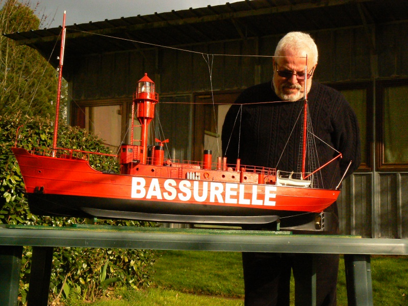 Bateau feu Bassurelle (sister schip Sandettiè)  754953P1210192